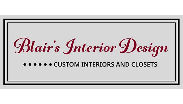 Blair's Interior Design Logo